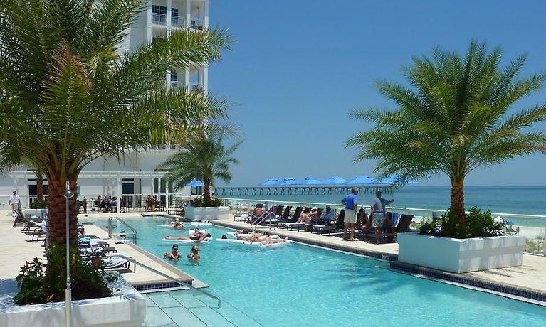 **** MARGARITAVILLE BEACH HOTEL, PENSACOLA BEACH ****